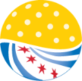 Chicago Pickleball Logo