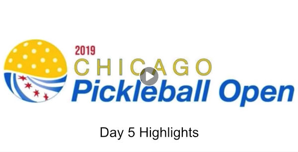 Chicago Pickleball Open Day 5
