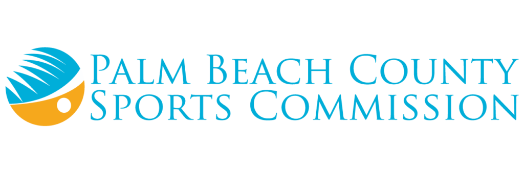 Palm Beam Country Sports Commission logo