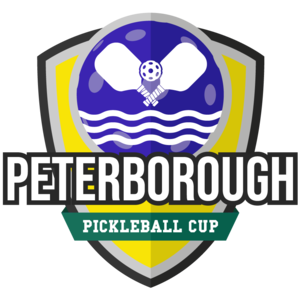 Peterborough Pickleball Cup Logo